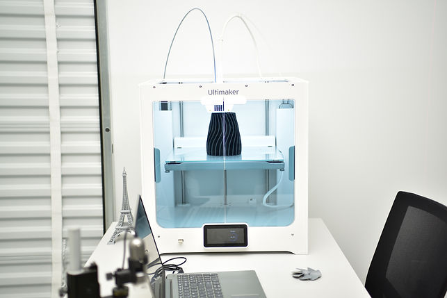 Additive Manufacturing & 3D Printing
