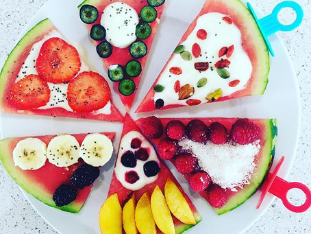 I can't turn water into wine, but I can turn pizza into breakfast 🍉