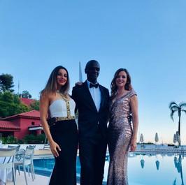 Violaine, Jeffrey & Lise