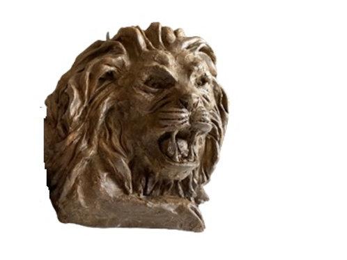 LION QUI GROGNE