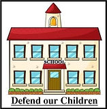 Defend Our Children Charity Logo