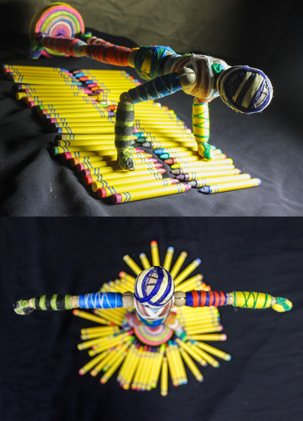 Found Art Sculpture-3