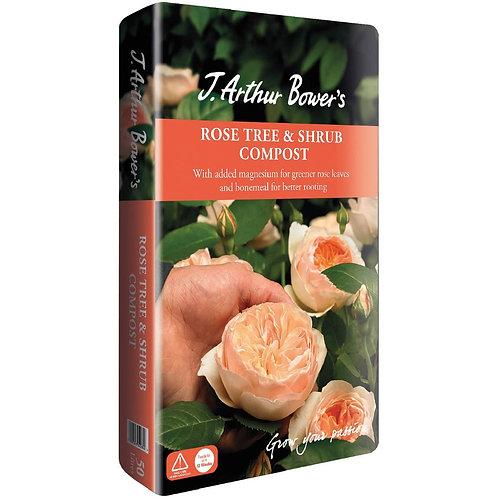 J. Arthur Bower's Rose, Tree & Shrub Compost.