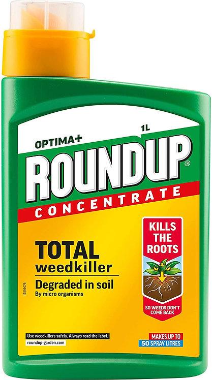 Roundup Total Weedkiller