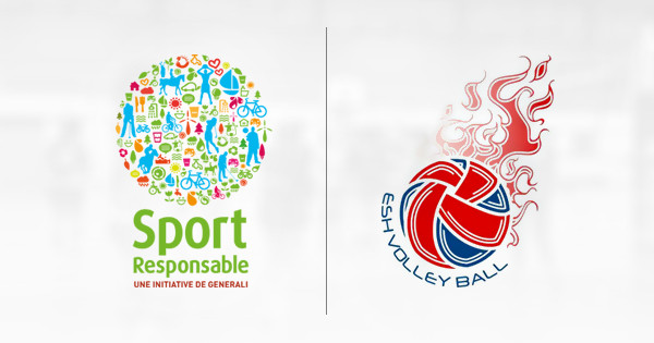 LE LABEL SPORT RESPONSABLE 2018 POUR L'ESH VOLLEY