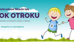 3. dobrodelni Skazin tek - letos tečemo za otroke iz rejniških družin iz Celjske regije!