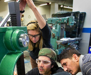 A JOB IN THE TRADES CAN BRING FINANCIAL, PERSONAL SUCCESS