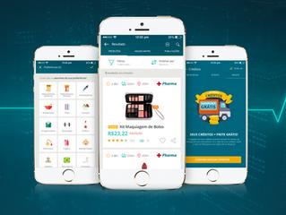 App reúne farmácias e facilita compra de remédios pelo celular