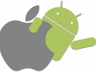 Google Play Store gera o dobro de downloads da App Store, mas metade da renda