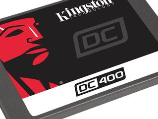 Kingston lança SSD de entrada para servidores e data centers