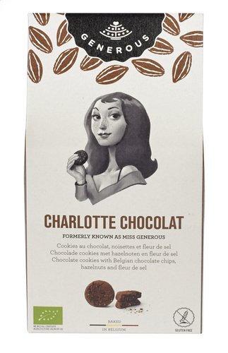 GENEROUS CHARLOTTE Charlotte Chocolat