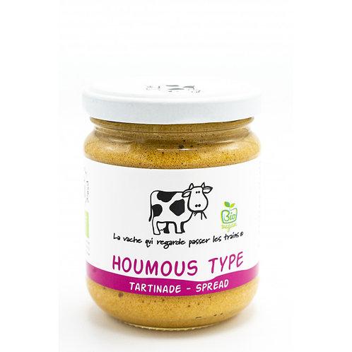 LA VACHE BIO Houmous Type Spread
