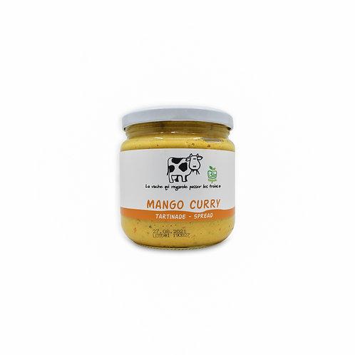 LA VACHE BIO Curry Mango Spread