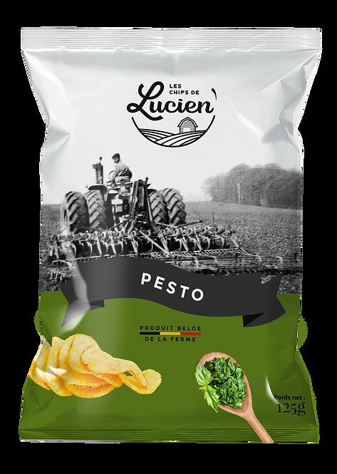 LES CHIPS DE LUCIEN Pesto