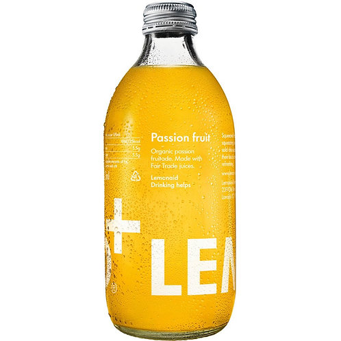 LEMONAID Passion Fruit Fairtrade & Bio OW 33CL
