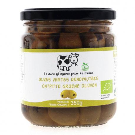 LA VACHE BIO Green Olives