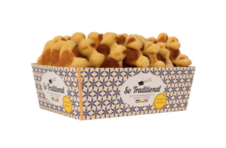 SO TRADITIONAL GAUFRES AU BEURRE 200GR