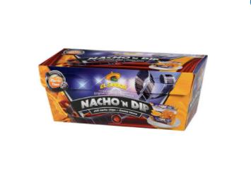 NACHO N DIP CHEESE MOVIE TIME 175GR
