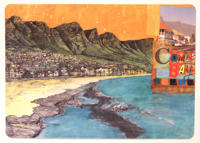 cape town postcards