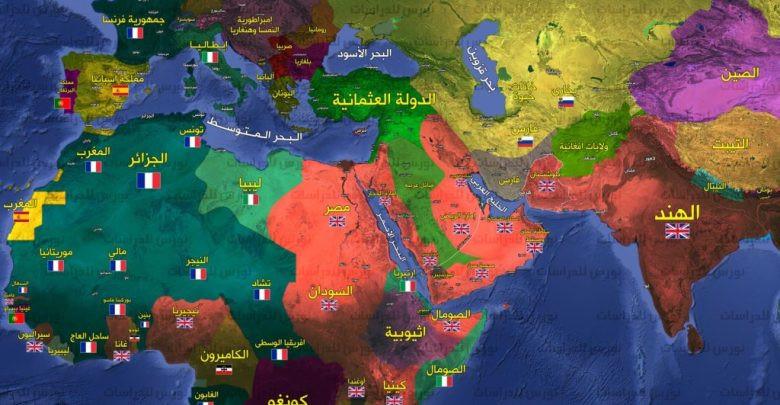 دول الحرب والحلفاء