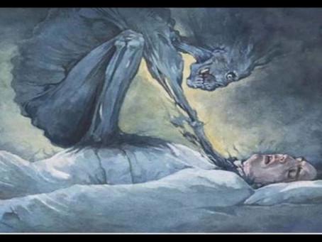 شلل النوم  (الجاثوم)
