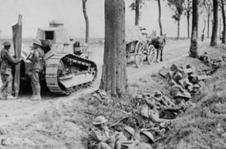 الحرب العالمية الاولى حقائق - الجزء الثالث