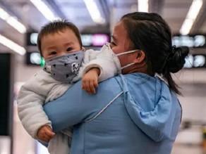 فيروس كورونا والرضع