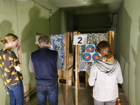 Открытые городские соревнования по стрельбе из арбалета
