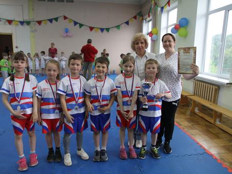 Открытый городской физкультурно-спортивный праздник, посвященный Дню России
