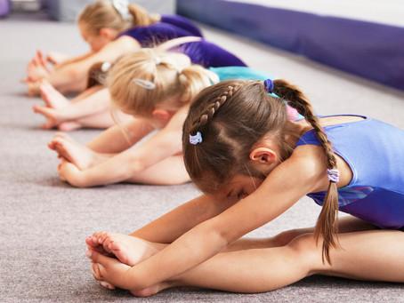 Открыт набор в секцию художественной гимнастики