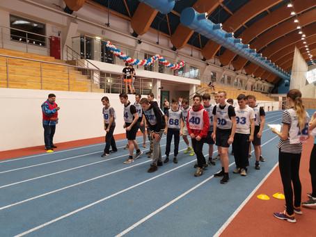 Состоялись открытые городские соревнования по легкоатлетическому кроссу