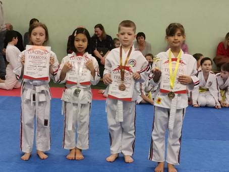 Соревнования по косики каратэ «Открытое татами»