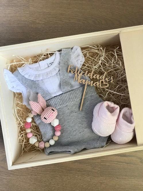 Caja personalizada premium niña Plumetti