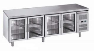4 Door Counter Freezer