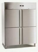 4 Door Upright Freezer/Chiller