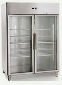 2 Door Glass Door Cabinet Chiller