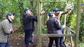 MEASURING HIGH NOISE LEVELS AT A CLAY PIGEON SHOOTING RANGE