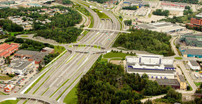 AVA Monitoring Systems in one of Sweden's largest infrastructure projects