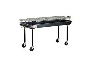 Rent Five Foot Charcoal BBQs in Toronto, GTA, North York, Scarborogh, Mississaua