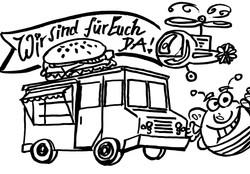 FoodTruck für Goodman's Burger