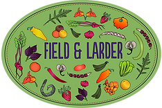 Charles Field and Larder logo,5-11-19, 2