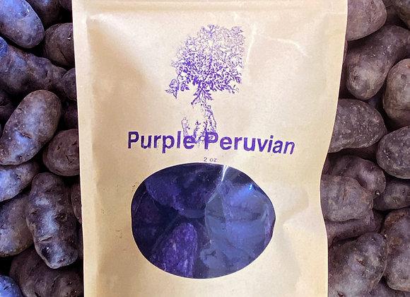 Purple Peruvian Potato Chips