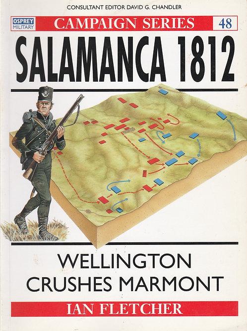 Salamanca 1812: Wellington Crushes Marmont Paperback