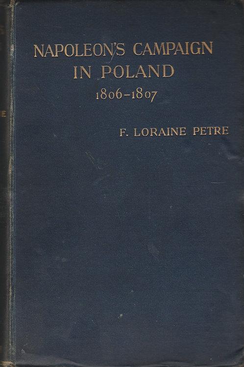 Napoleon's Campaign in Poland, 1806-1807
