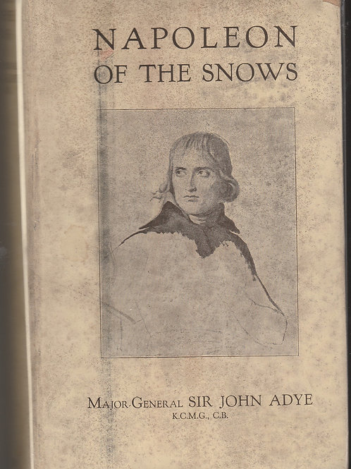Napoleon of the Snows