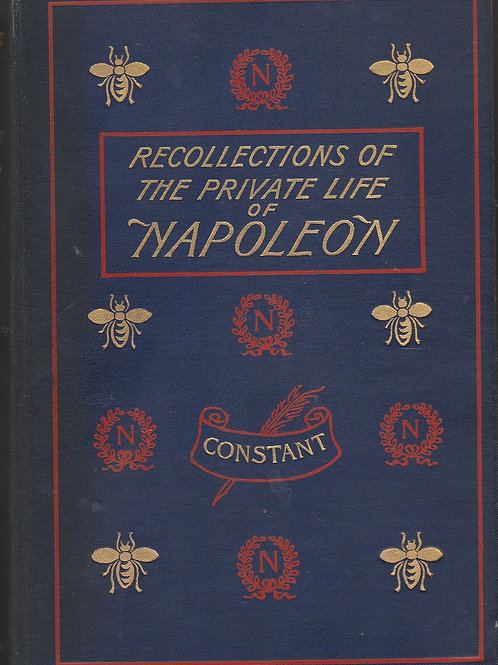 Recollections Of The Private Life Of Napoleon 3 Vol set