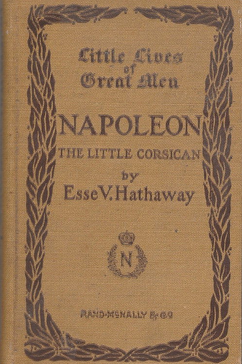 Little Lives of Great Men Napoleon