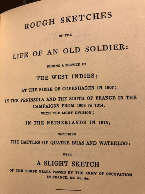 Rough Sketches of the Life of an Old Soldier