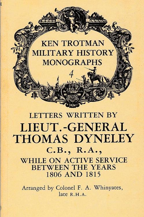 Letters Written by Lieut. General Dyneley  pb