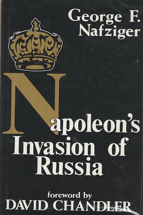 Napoleon's Invasion of Russia